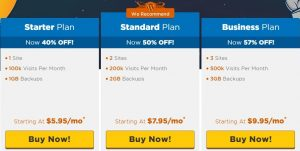 hostgator wordpress hosting plans