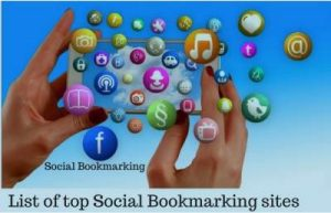 social bookmarking sites list for seo